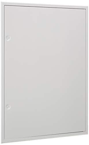 Upmann Softline Trappe d'accès Z de profil Primus blanc 600x 800mm avec carré, 1pièce, 22166