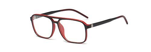 lentes de armazon negro fabricante Buho Eyewear
