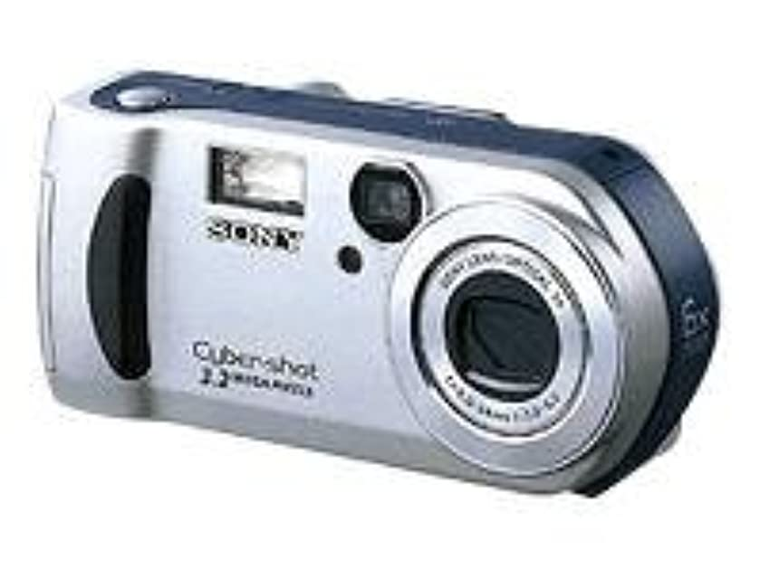 Sony Cybershot DSCP71 3.2MP Digital Camera with 3x Optical Zoom