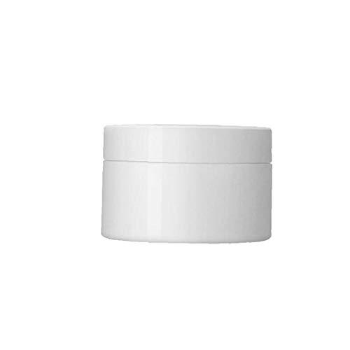 Cosmétique Jars Mini Jars En Plastique Avec Couvercles Videz Lotion Conteneurs Crème Voyage Conteneurs 100g