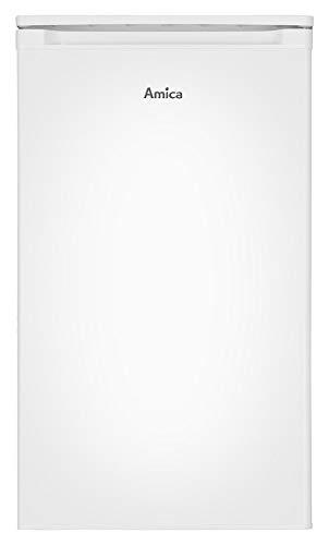 Amica Vollraumkühlschrank 91 L weiß A++ Kühlschrank 48cm breit VKS 15416 W
