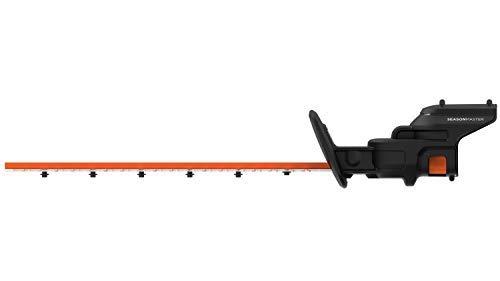 BLACK+DECKER BCASH81B-XJ BCASH81B-XJ-Cabezal Cortasetos Season Master. Largo de Espada de 45cm y separación Entre Dientes de 19mm