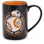 Hallmark Star Wars BB-8 - Taza de cerámica, diseño con texto en inglés