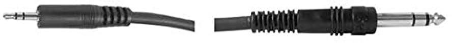 蜂品災難Hosa CMS-103 91cm ステレオミニプラグ-ステレオフォンプラグ オーディオケーブル