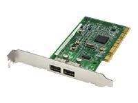 Adaptec AUA-1420 A Granel 50Pk. PC Card - 2 xUSB2, 0-A/Hembr