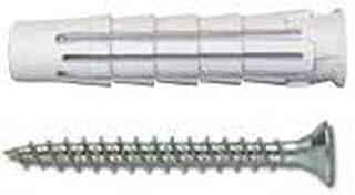 50 unidades Gris 10x160 mm Fischer 046267 Taco de largo SXR 10 x 160 T