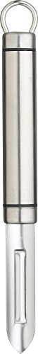 KitchenCraft Professional Fixed Blade Potato Peeler, Stainless Steel, 20.5 cm
