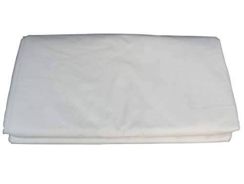 Masgard® Pflanzenschutzvlies Frostschutzvlies Wintervlies atmungsaktiv Verschiedene Abmessungen (3,20 m x 40,00 m)