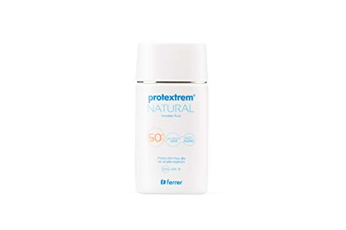 Protextrem Natural Invisible Fluid Fps 50+ 50 Ml