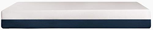 Colchón Koala Latex+viscoelastica, a la Medida, Firmeza y Aislamiento Movimiento, 25 cm Grosor, Adaptabilidad,150x190 cm