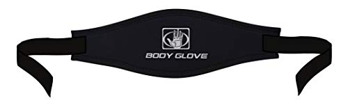 Body Glove Neiopren Maskenband für Dive Dive Mask Strap Tauschermaske -Tauchbrille Schnorchel Brille Maske (S)