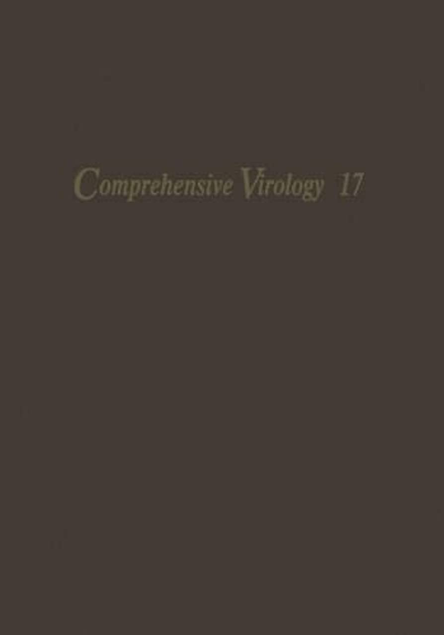 Comprehensive Virology: 17 Methods Used in the Study of Viruses
