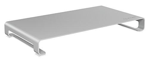 ICY BOX IB-LS200-LH Ergonomischer Ständer für Monitore oder Notebooks bis 14 kg, rutschfeste...