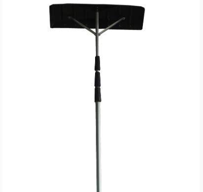 Schneekratzer auf dem Dach, versenkbare Dachschneekratzer, Winter-Schneeentfernungswerkzeuge Gesamtlänge: 6.4m
