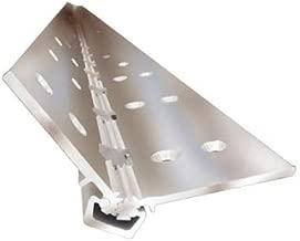 extruded aluminum continuous hinge