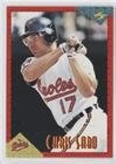 Chris Sabo (Baseball Card) 1994 Score Rookie & Traded - [Base] #RT17