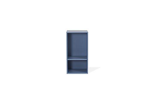 Tenzo Z Designer Cube, MDF-platen, pastelblauw, 70 x 32 x 36 cm