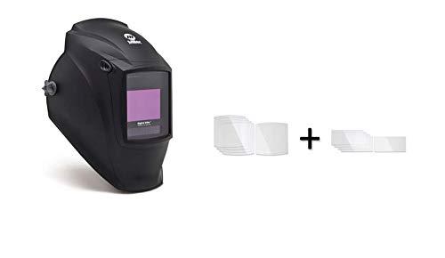 Miller Welding Hood/Helmet Digital Elite Series with 7 FREE Inside & 10 Outside Protective Lens