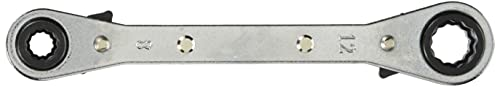 高儀GISUKE板ラチェットレンチ6×8×10×12mm
