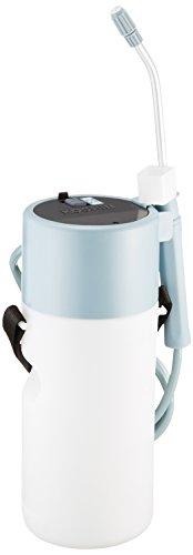 工進(KOSHIN) 乾電池式 噴霧器 タンク 2L ガーデンマスター GT-2S 洗浄スイッチ付 単三 電池 4本 防除 消毒 散布 肩掛け 家庭 お庭 手軽 簡単