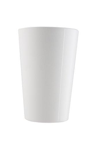 Mojito Design Ligne Verre Cocktail, Blanc, 6 unités