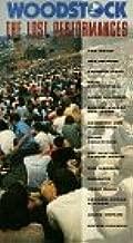 Woodstock: Lost Performances VHS