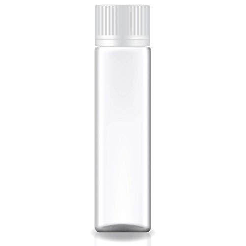 Lege fles/jerrycan + doseerdispenser – voedselveilige kwaliteit – ook voor zeep, reinigingsmiddelen, verzorgingsproducten, olie, sauzen, siroop & dranken Buisje leeg 25 ml