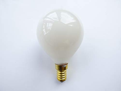 Preisvergleich Produktbild Globeglühlampe E14,  D60,  40W,  schwach opalweiß