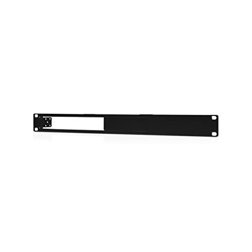 Ubiquiti netwerken ER-RMKIT montageset - rekaccessoires (montageset, zwart, 48,3 cm (19 inch), 1U, Ubiquiti netwerken EdgeRouter 4, EdgeRouter 6P)