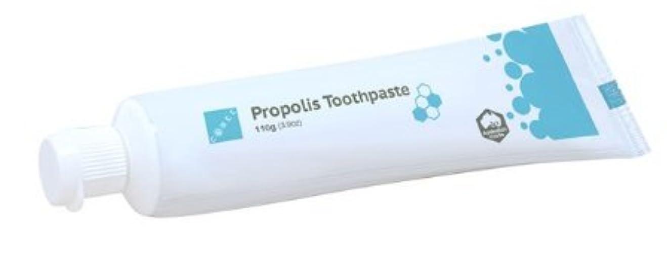 処理可聴嫌がるCOBEE コビープロポリス薬用歯磨き粉 (110g) 1本 コアラバス オーストラリア産 フッ素配合/研磨剤不使用