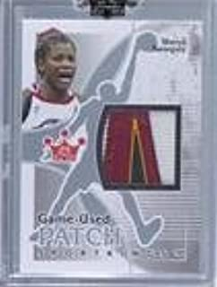 65cc678ff3b Sheryl Swoopes Manufacturer ENCASED Uncirculated (Trading Card) 2010  Sportkings Series D - Game-