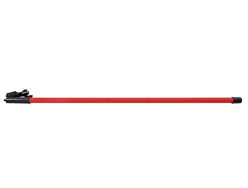 Eurolite Leuchtstab T8 36W 134cm rot L | Farbige Leuchtstoffröhre | Zum Einsatz im Eingangsbereich von Discotheken, Partykellern etc.