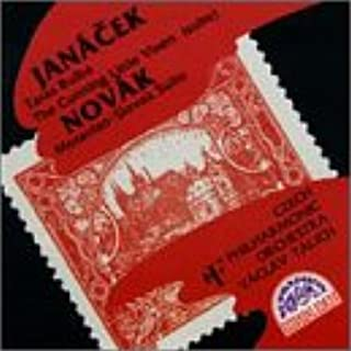 Janacek: Taras Bulba; The Cunning Little Vixen Suite Novak: Moravian-Slovak Suite 1954 historic mono recording