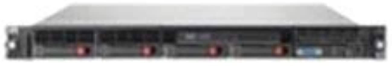 ProLiant DL360 G7 633777-001 1U Rack Entry-level Server - 1 x Xeon E5645 2.4GHz (Renewed)