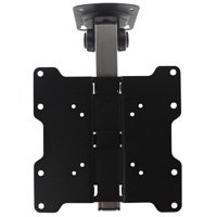 Folding Ceiling Mount Bracket for 17-37 inch LCD Screens (Max. 44 lbs) - Distributed by NAC Wire and Cables