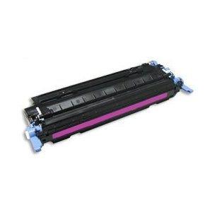 Eurotone Toner Magenta kompatibler für HP Color Laserjet 1600 2600 2605 + cm 1015 1017 – Alternative ersetzt HP Q6003A