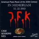 American Piano Music of the 20th Century