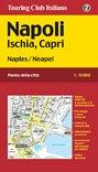 Napoli, Ischia, Capri: Ital. /Dt. /Engl. Pianta della città. 1:10000 (Touring Club Italiano)