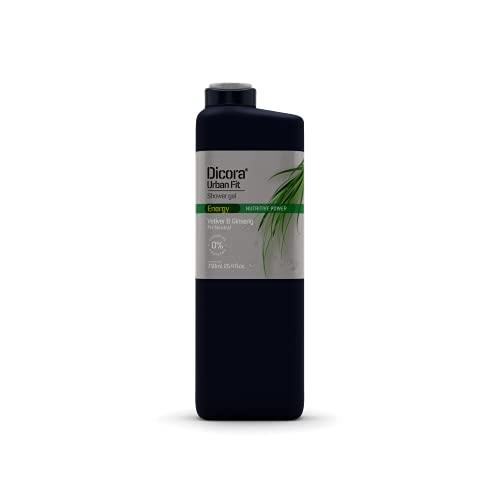 Dicora Urban Fit Gel de Baño Detox Gingseng & Vetiver 750 ml