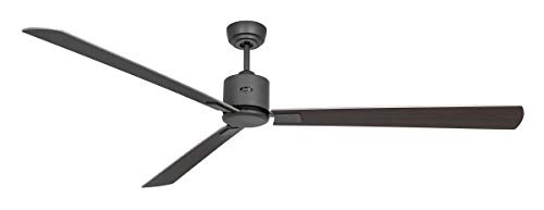 952425 ECO NEO III 180 BG-WN/SI Rotorblätter wenge/grau, Ventilator, CasaFan