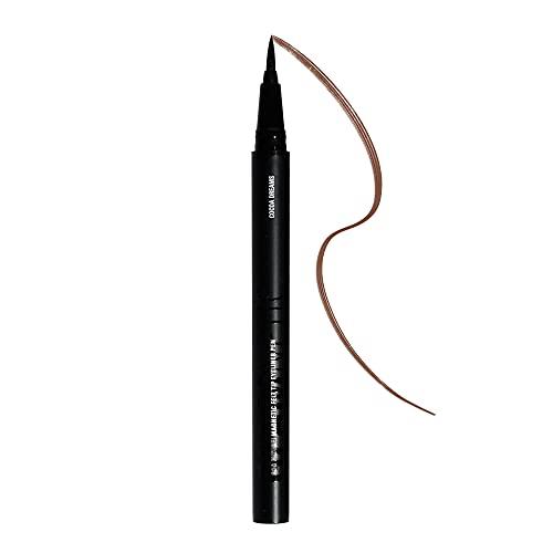 Glamnetic Magnetic Eyeliner Pen - Cocoa Dreams | Soo Future! Brown Waterproof Liquid Liner Pen for Magnetic Eyelashes, Sweatproof, Paraben-Free