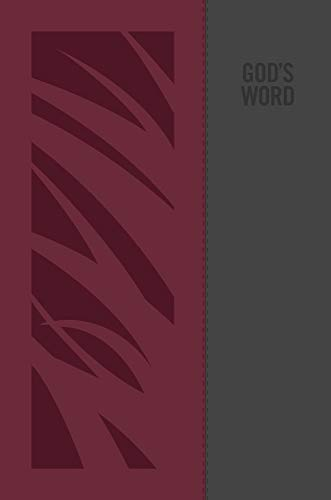 Compare Textbook Prices for GOD'S WORD Translation Deluxe Wide-Margin Bible  ISBN 9780998447742 by GWN Mission Society