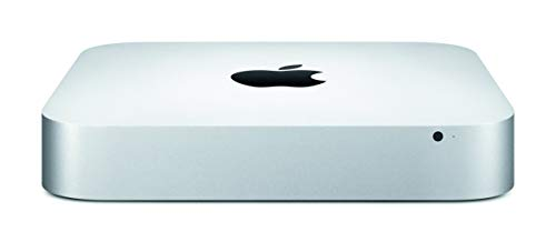 Apple Mac Mini i5 2,8Ghz. Unité Centrale Argent (Intel Core i5, 8 Go de RAM, 1 to, Intel Iris) (Reconditionné)