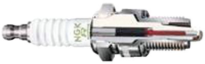 NGK Spark Plugs IZFR6F11 4095 Spark Plug Iridium- Made by IZFR5J