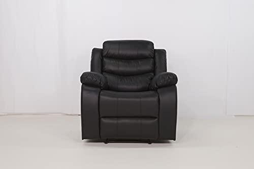 Sorrento - Sillón reclinable de piel