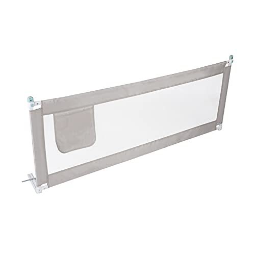 Trintion Bed Rail 180x80cm Kids Bed Guard Bed Rail Foldable Safety Bed...