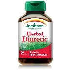 Herbal Diuretic-60 Capsules Brand: Jamieson Laboratories