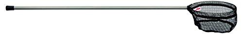 sera 08371 Pond Teichkescher klein mit Alu-Stiehl, sehr stabil und trotzdem sehr leicht, Netzdurchmesser 20 cm, Gesamtlänge 120 cm, Netzmaschen 5 x 10 mm
