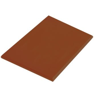 Winware Snijplank, hoge dichtheid, 45,7 x 30,5 x 2,5 cm, 460 x 305 x 25 mm