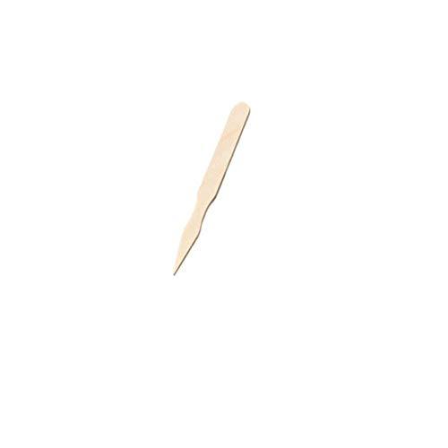 MAQA Spiedini in legno'cottura al sangue' h9 cm confezione...